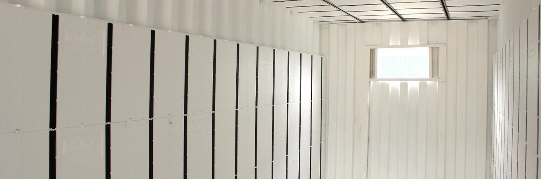 Aislar tu contenedor: 3 materiales con los que puedes lograrlo