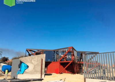 Construccion con contenedores