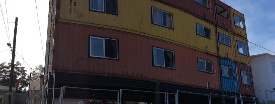 Condominios El Sauzal por SLAP Arquitectos.