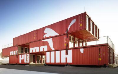 8 Empresas que construyeron con contenedores marítimos.