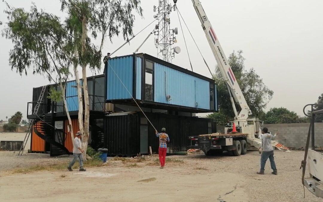 ¿Cómo mover un edificio completo? (Parte 1)