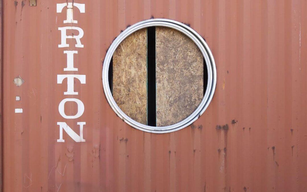 Departamentos con contenedores (Parte 1)