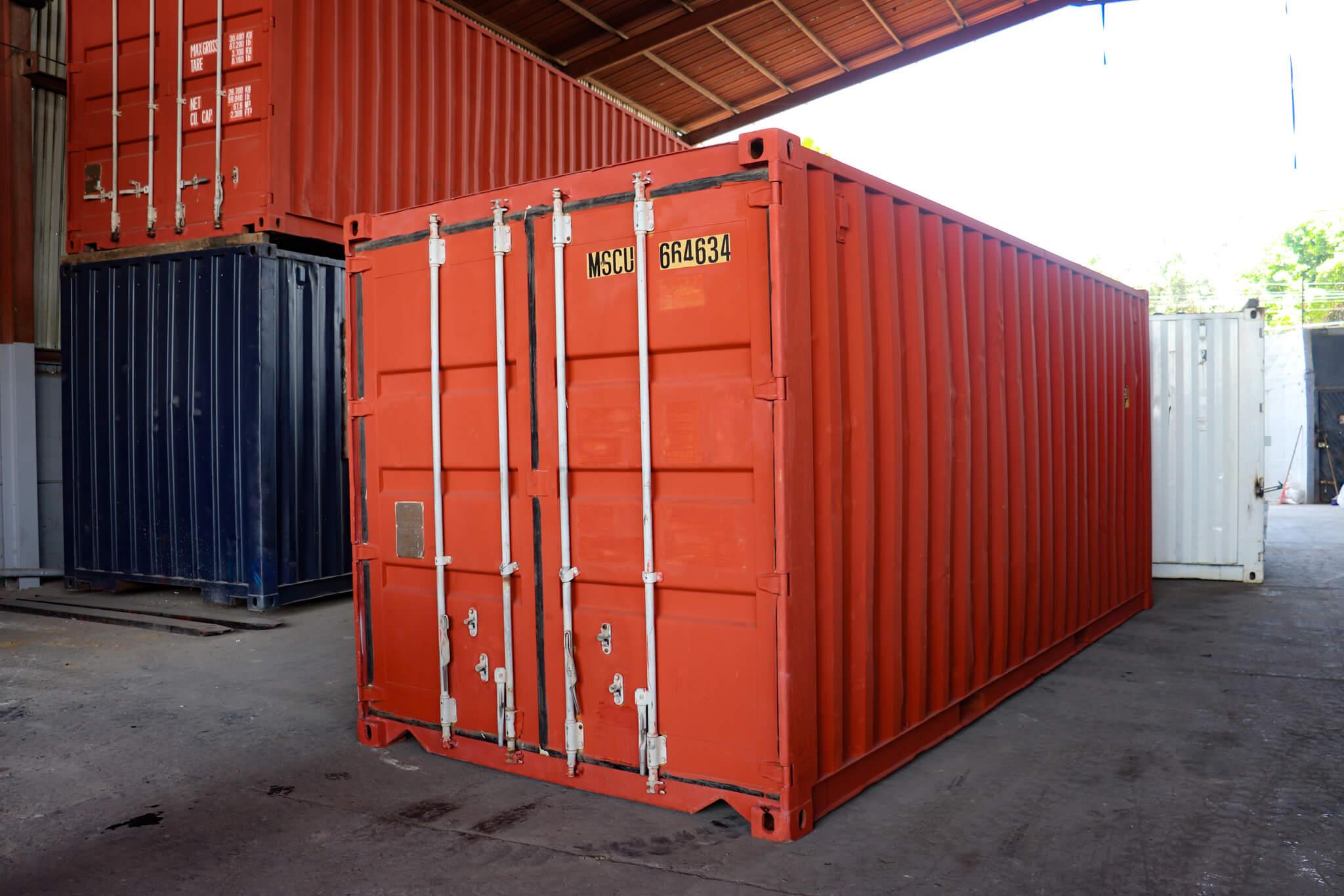 venta de contenedores