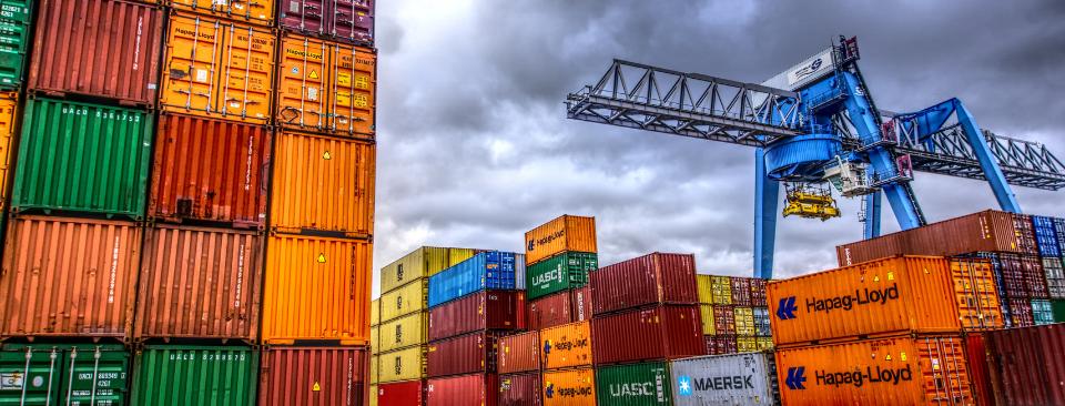 ¿Se venden todos los contenedores que hay en el puerto?
